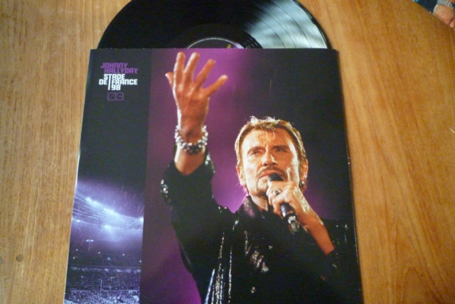 """coffret 4 LP """"stade de France 98"""" édité par UNIVERSAL P1600307"""