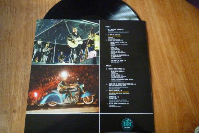 """coffret 4 LP """"stade de France 98"""" édité par UNIVERSAL P1600309"""