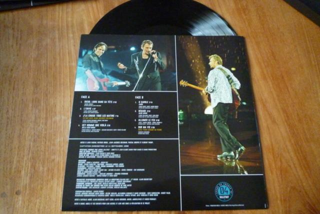 """coffret 4 LP """"stade de France 98"""" édité par UNIVERSAL P1600337"""