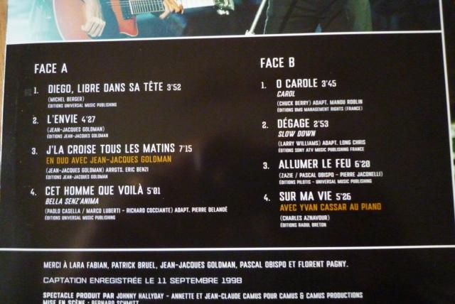 """coffret 4 LP """"stade de France 98"""" édité par UNIVERSAL P1600338"""