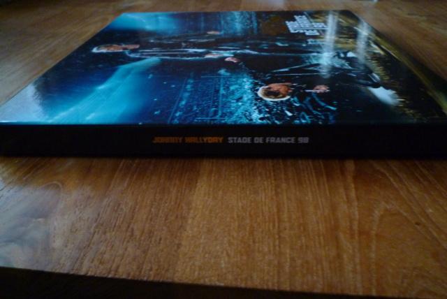 """coffret 4 LP """"stade de France 98"""" édité par UNIVERSAL P1600340"""
