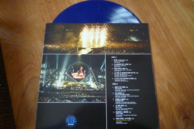 """coffret 4 LP couleur """"stade de France 98"""" édité par UNIVERSAL P1600415"""