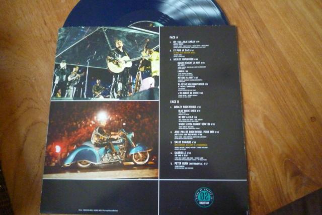 """coffret 4 LP couleur """"stade de France 98"""" édité par UNIVERSAL P1600420"""
