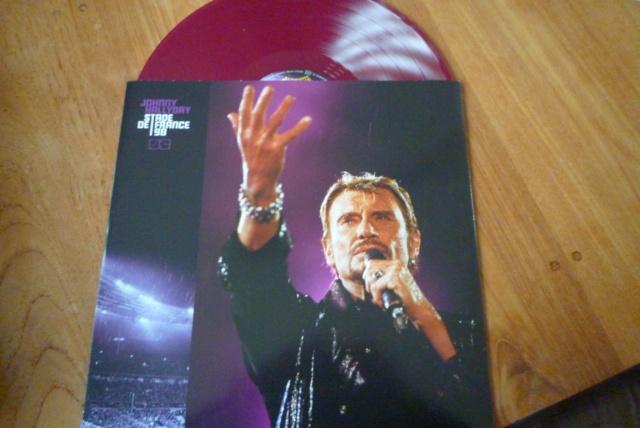 """coffret 4 LP couleur """"stade de France 98"""" édité par UNIVERSAL P1600422"""
