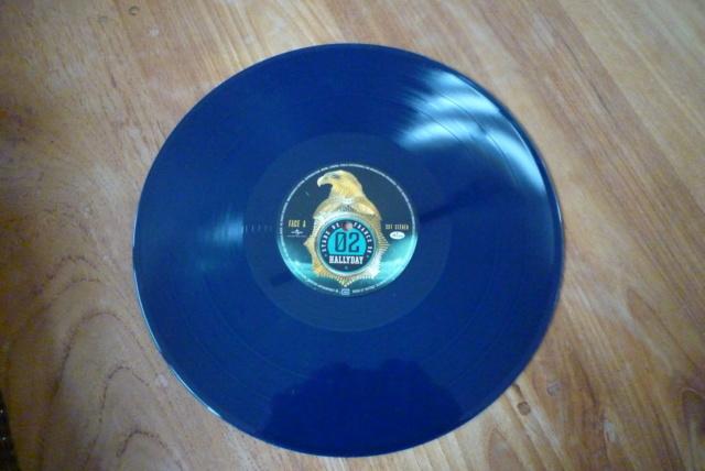 """coffret 4 LP couleur """"stade de France 98"""" édité par UNIVERSAL P1600423"""