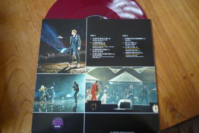 """coffret 4 LP couleur """"stade de France 98"""" édité par UNIVERSAL P1600426"""