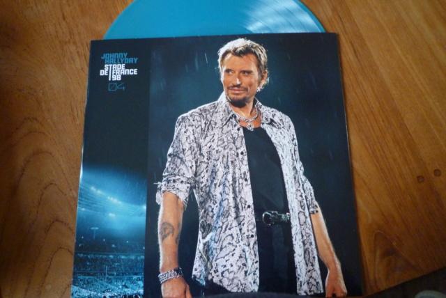 """coffret 4 LP couleur """"stade de France 98"""" édité par UNIVERSAL P1600429"""