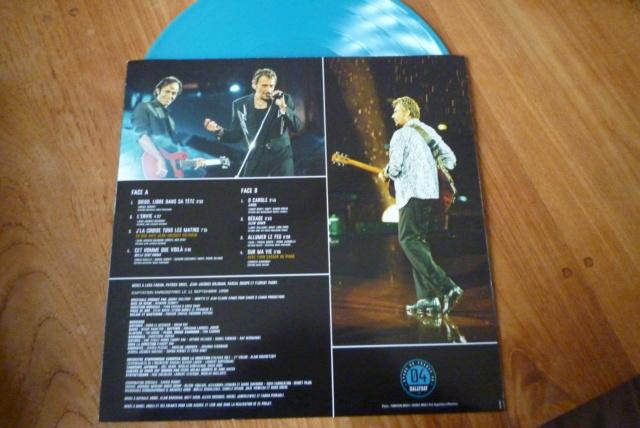 """coffret 4 LP couleur """"stade de France 98"""" édité par UNIVERSAL P1600430"""