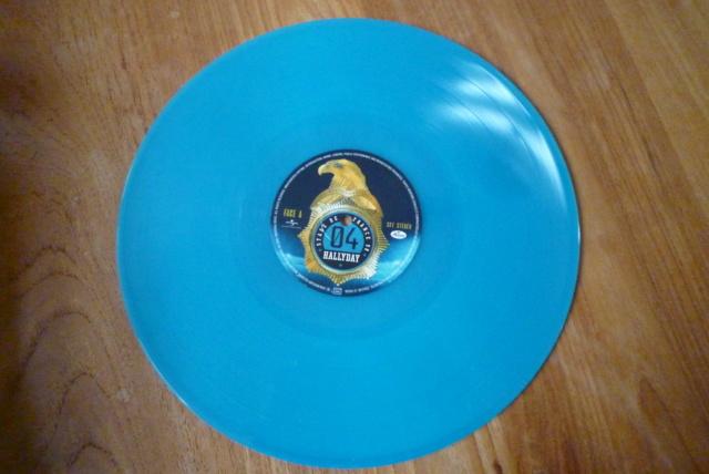 """coffret 4 LP couleur """"stade de France 98"""" édité par UNIVERSAL P1600431"""