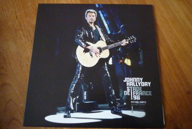 """picture disc """"stade de France 98"""" édité par UNIVERSAL P1600435"""