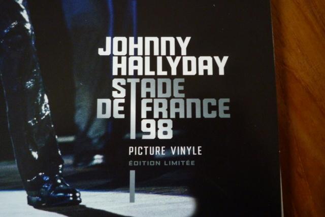 """picture disc """"stade de France 98"""" édité par UNIVERSAL P1600436"""