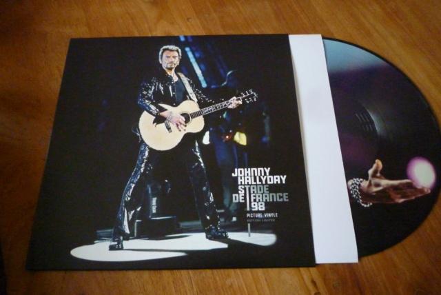 """picture disc """"stade de France 98"""" édité par UNIVERSAL P1600443"""