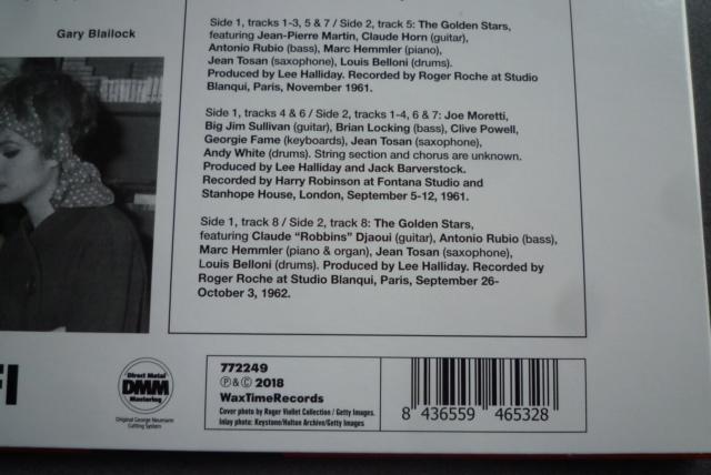 """33 tours """"salut les copains"""" édité par WAXTIME P1600470"""