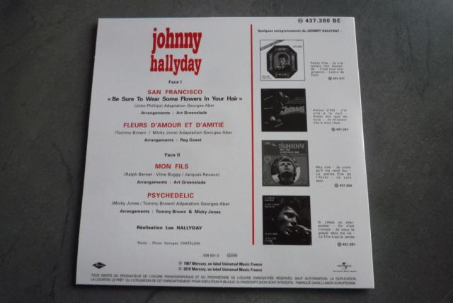 coffret N° 12 des 45 tours de collection 1961-1969 édité par Polygram P1600504