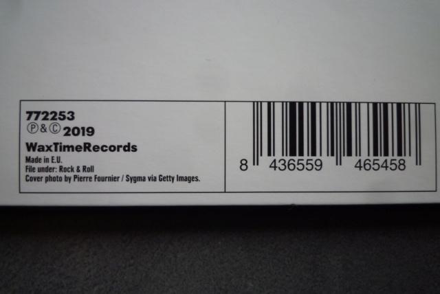 """33 tours """"recentissime"""" édité par WAXTIME P1600675"""