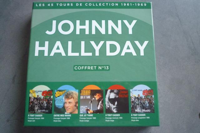 coffret N° 13 des 45 tours de collection 1961-1969 édité par Polygram P1600708