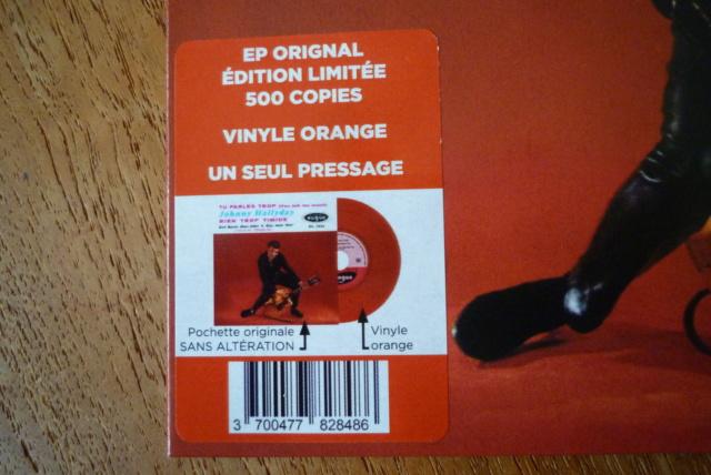 """45 tours """"tu parles trop"""" édité par Culture Factory P1600762"""