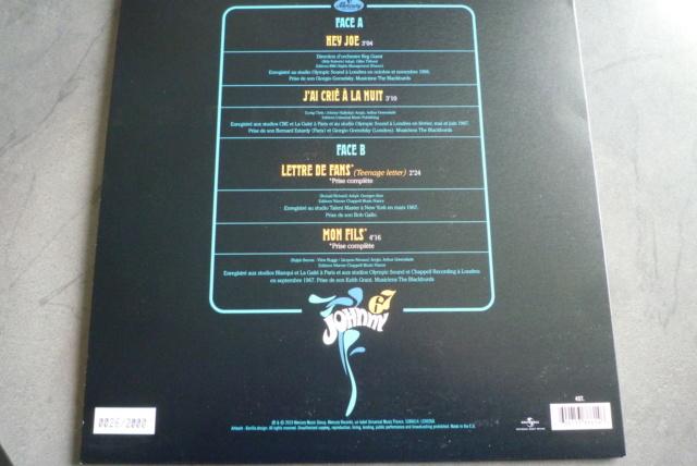 """45 tours """"Hey Joe"""" édité par Mercury P1600775"""
