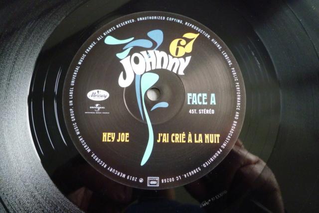 """45 tours """"Hey Joe"""" édité par Mercury P1600781"""