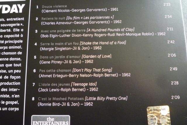 """33 tours """"dans un jardin d'amour"""" édité par THE ENTERTAINERS P1600788"""