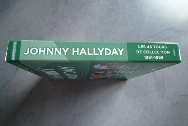 coffret N° 13 des 45 tours de collection 1961-1969 édité par Polygram P1600801