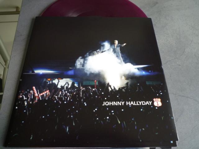 """quadruple vinyle """"stade de france 2009-tour 66"""" édité par WARNER P1610109"""