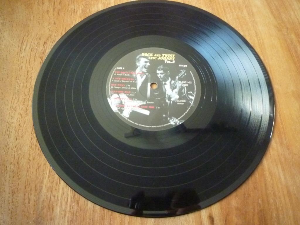 """25cm-33 tours """"rock and twist, volume 2"""" édité par JBM P1610114"""
