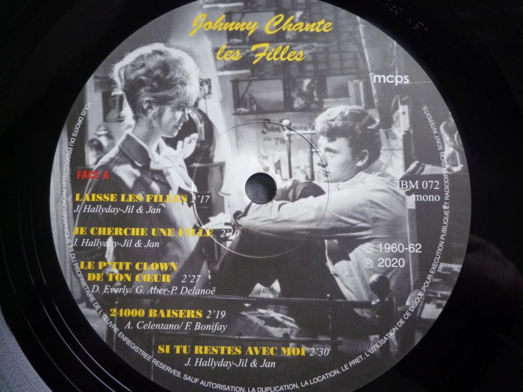 """25cm-33 tours """"Johnny chante les filles """" édité par JBM P1610136"""