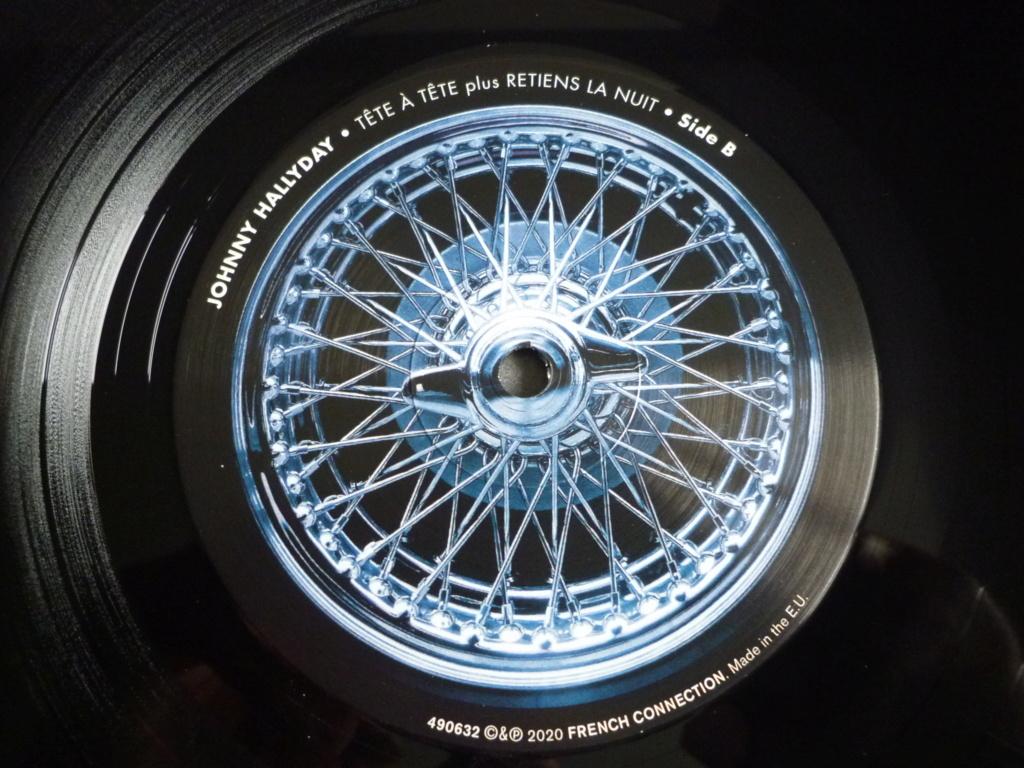 """33 tours """"tête à tête plus retiens la nuit"""" édité par French Connection P1610168"""