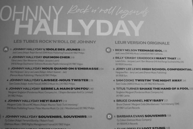 """double 33 tours """"Rock'n'roll legends"""" édité par WAGRAM P1610322"""