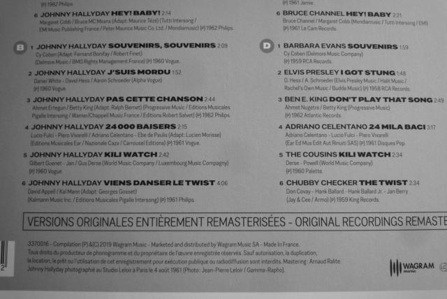 """double 33 tours """"Rock'n'roll legends"""" édité par WAGRAM P1610323"""