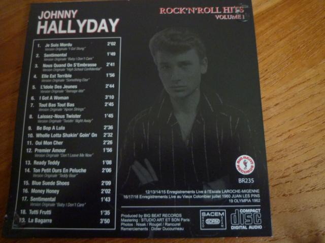 """25CM """"rock'n'roll hits, volume 1"""" édité par BIG BEAT RECORDS - second pressage - P1610343"""