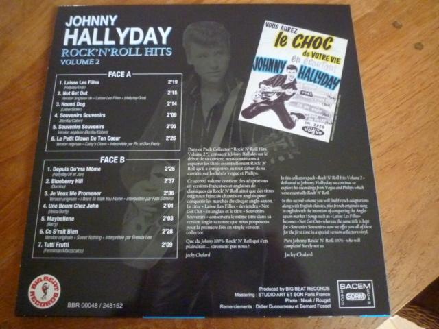 """25CM, """"rock'n'roll hits, volume 2 """" édité par BIG BEAT RECORDS - second pressage P1610346"""