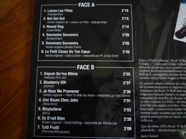 """25CM, """"rock'n'roll hits, volume 2 """" édité par BIG BEAT RECORDS - second pressage P1610347"""