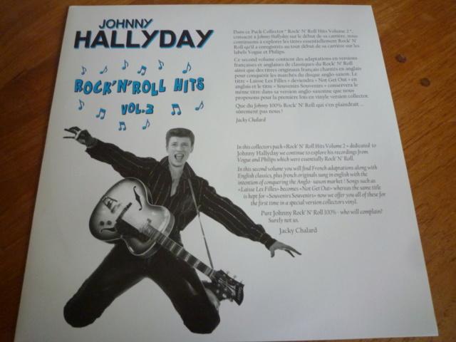 """25CM, """"rock'n'roll hits, volume 2 """" édité par BIG BEAT RECORDS - second pressage P1610349"""