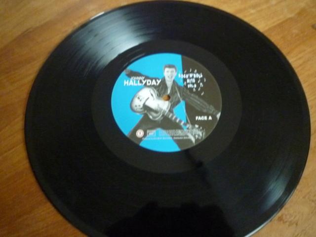 """25CM, """"rock'n'roll hits, volume 2 """" édité par BIG BEAT RECORDS - second pressage P1610351"""