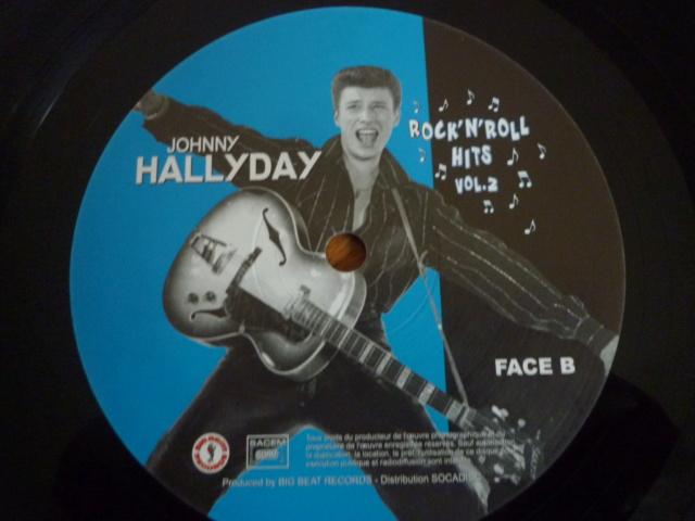 """25CM, """"rock'n'roll hits, volume 2 """" édité par BIG BEAT RECORDS - second pressage P1610354"""