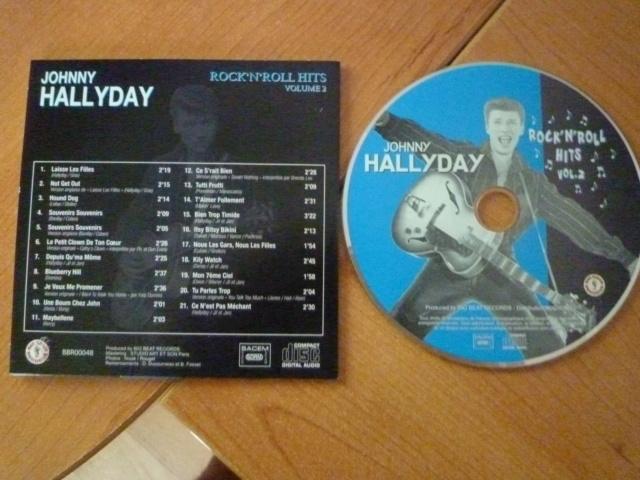 """25CM, """"rock'n'roll hits, volume 2 """" édité par BIG BEAT RECORDS - second pressage P1610355"""