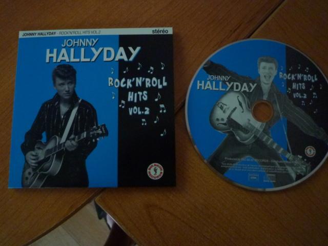 """25CM, """"rock'n'roll hits, volume 2 """" édité par BIG BEAT RECORDS - second pressage P1610356"""