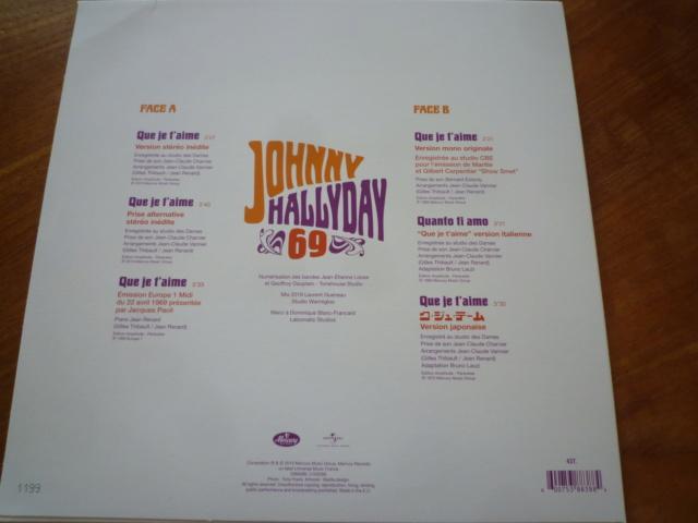 """25CM - 45 tours """" que je t'aime"""" édité par MERCURY P1610359"""