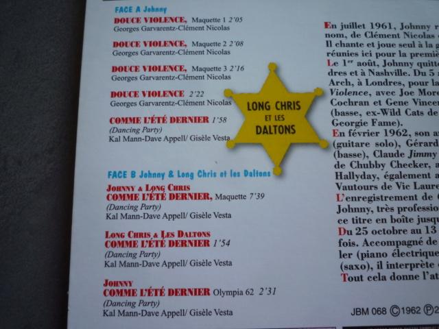 """25CM-33 tours """"Johnny, Long Christ et les Daltons"""" édité par JBM P1610367"""