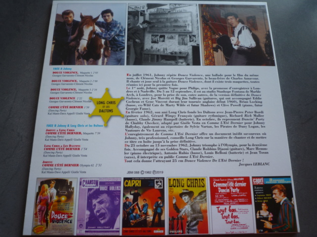"""25CM-33 tours """"Johnny, Long Christ et les Daltons"""" édité par JBM P1610369"""