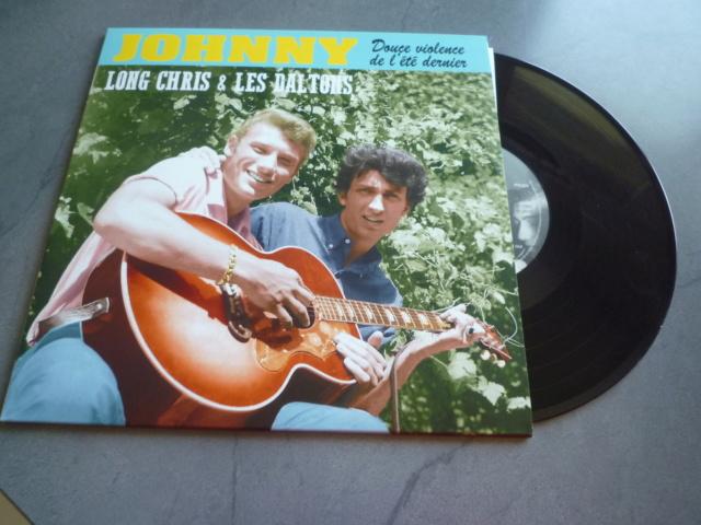 """25CM-33 tours """"Johnny, Long Christ et les Daltons"""" édité par JBM P1610372"""