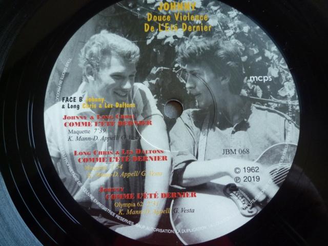 """25CM-33 tours """"Johnny, Long Christ et les Daltons"""" édité par JBM P1610373"""