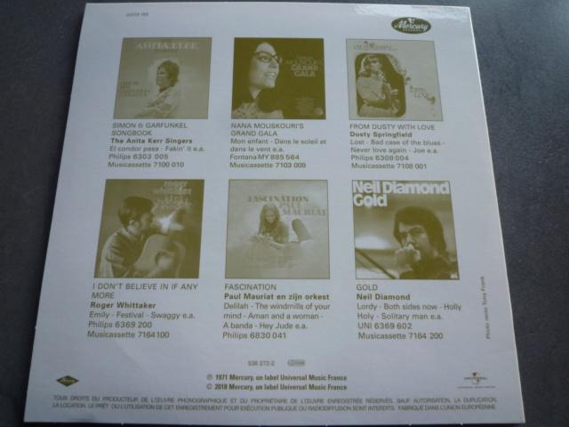 coffret n° 15 des 45 tours de collection 1961-1969 édité par POLYGRAM P1610432