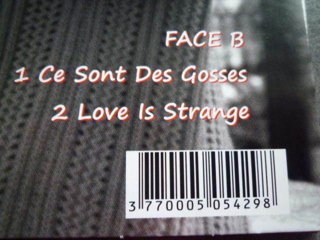 """picture disc """"Johnny et son trio"""" édité par CAT RECORDS P1610482"""