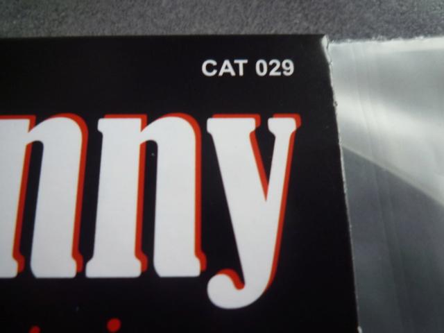 """picture disc """"Johnny et son trio"""" édité par CAT RECORDS P1610484"""