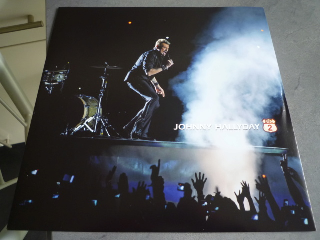 """quadruple vinyle """"stade de france 2009-tour 66"""" édité par WARNER P1610510"""