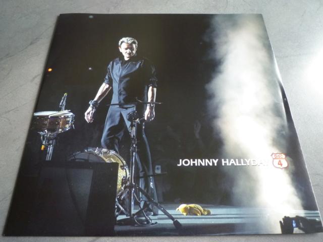 """quadruple vinyle """"stade de france 2009-tour 66"""" édité par WARNER P1610523"""