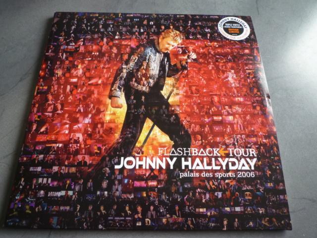 """triple vinyle """"palais des sports 2006-flashback tour"""" édité par WARNER P1610528"""